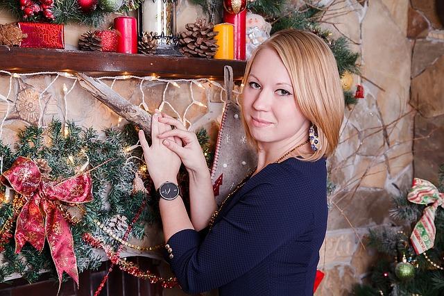 Cambia de look por Navidad